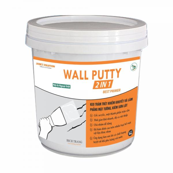 Keo trám tường xử lý khiếm khuyết và làm phẳng tường (kiêm sơn lót)
