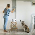 Cách khử mùi sơn dầu bằng các đồ dùng trong nhà
