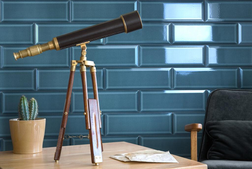 8 ý tưởng lắp đặt gạch trang trí nội thất