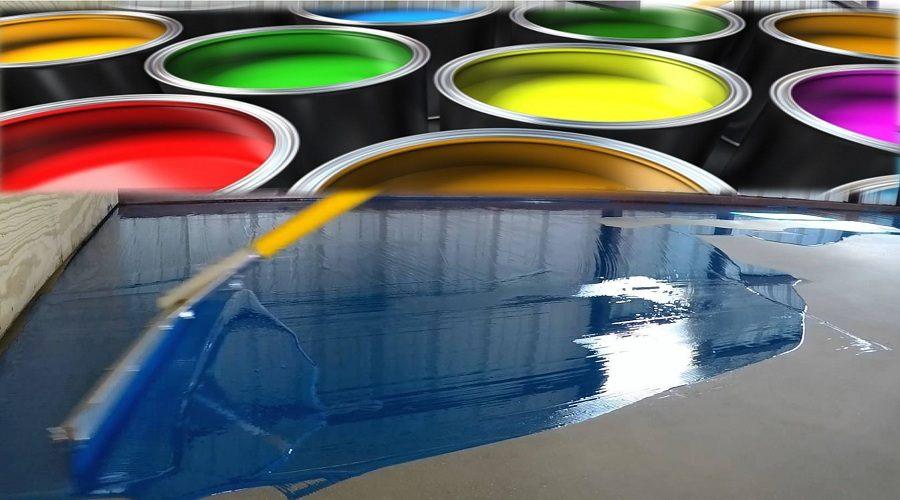 Các loại sơn Epoxy