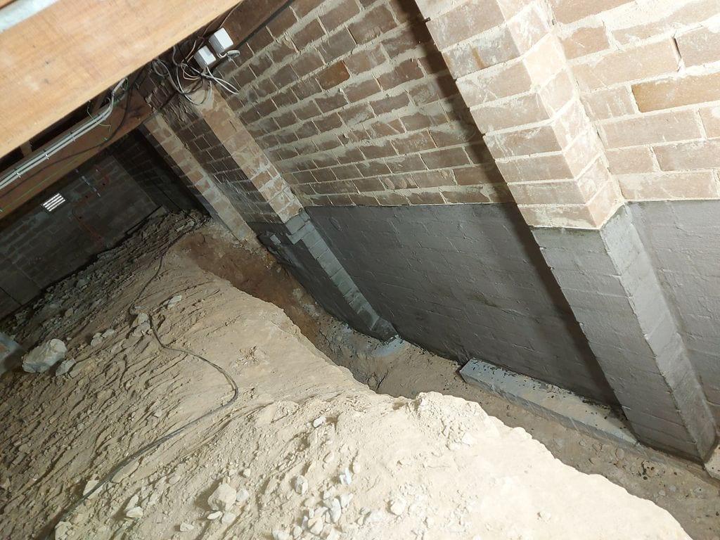 Quy trình chống thầm ngược tầng hầm