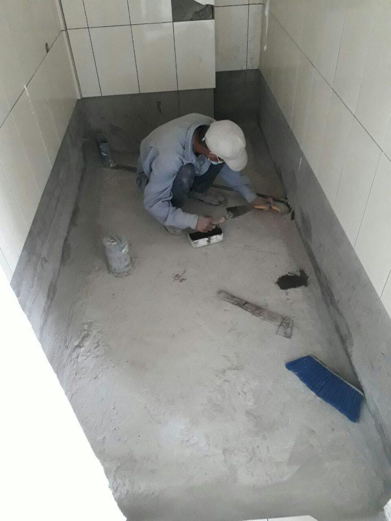 Quy trình chống thấm nhà vệ sinh tốt nhất và hiệu quả nhất