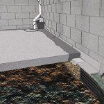 Quy trình chống thấm tầng hầm bằng vật liệu chống thấm Jade's Solution